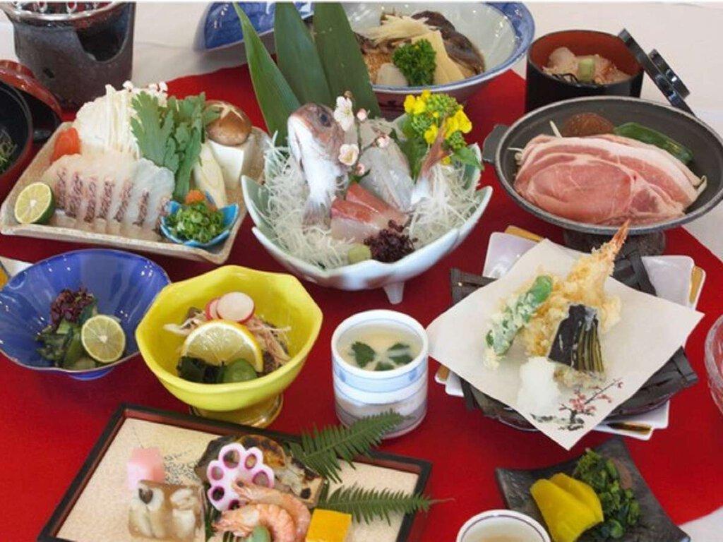 鯛魚・涮涮鍋