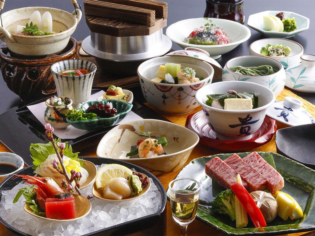 神戶牛・涮涮鍋・鐵板燒・壽喜燒