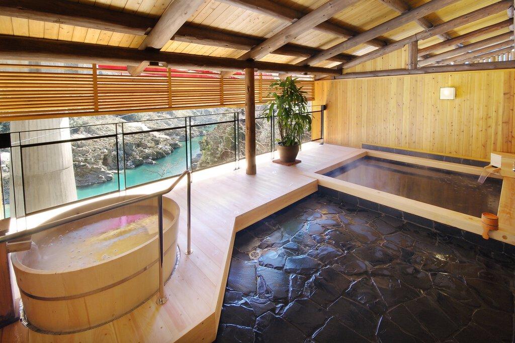 峽谷的溫泉旅館 大步危峡 曼纳卡飯店